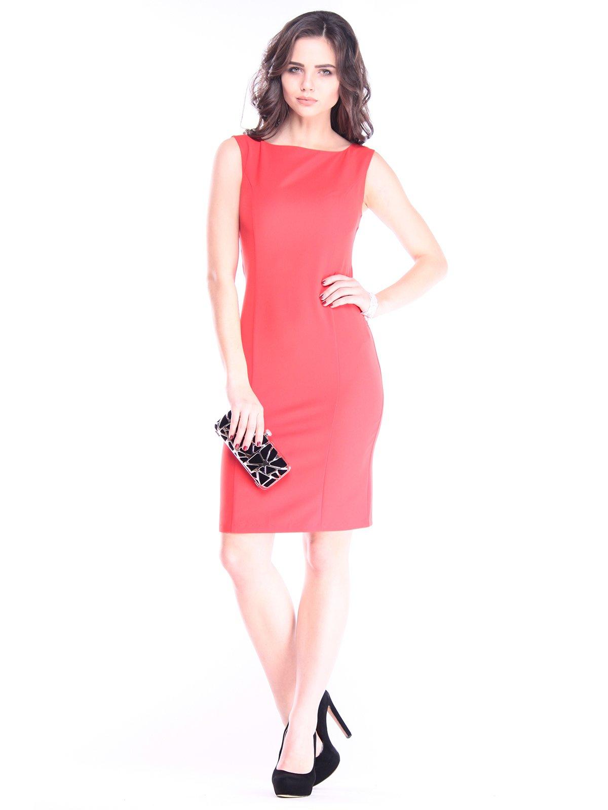 Платье красное | 2962866