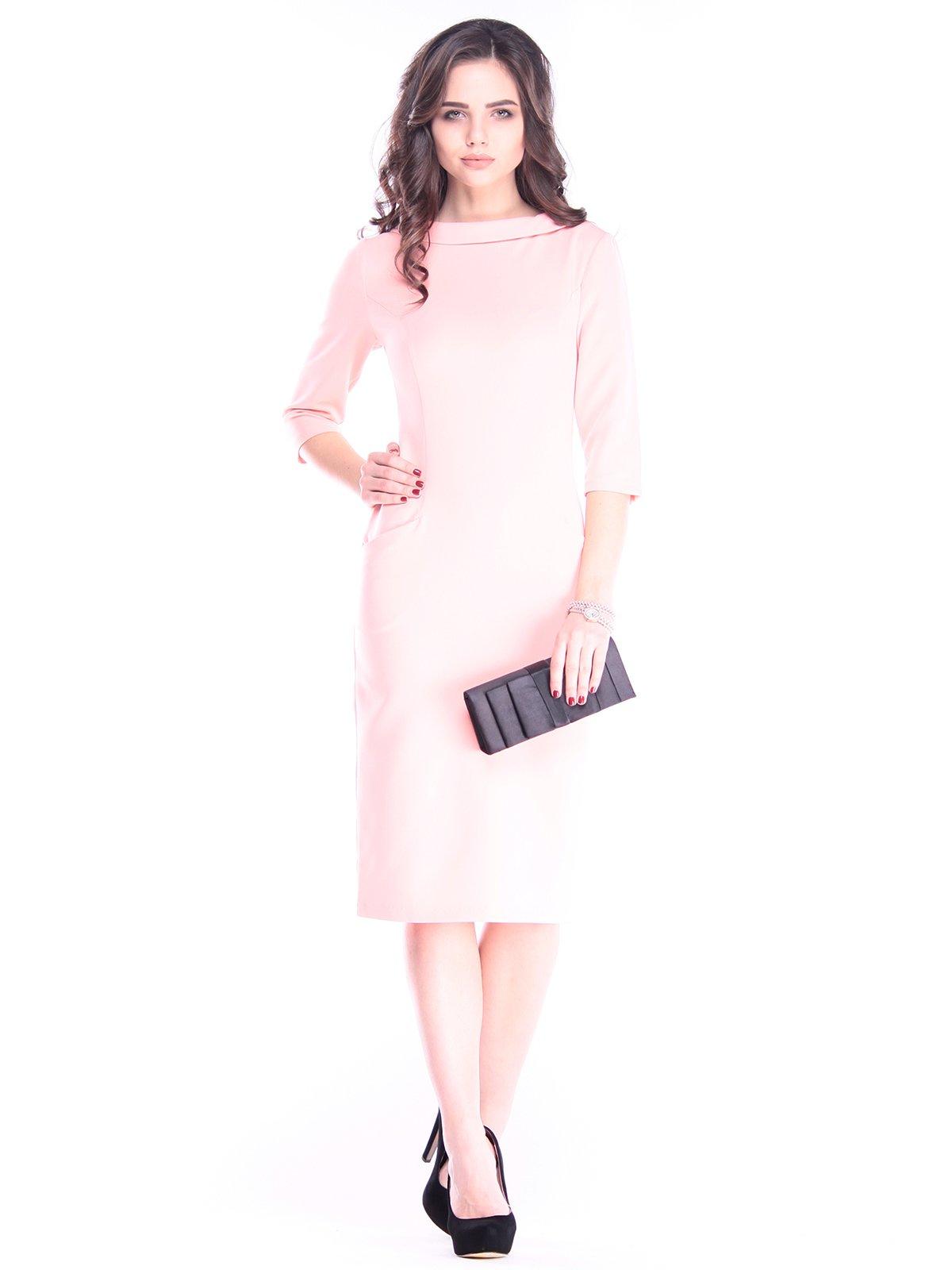 Платье светло-розовое | 2962886