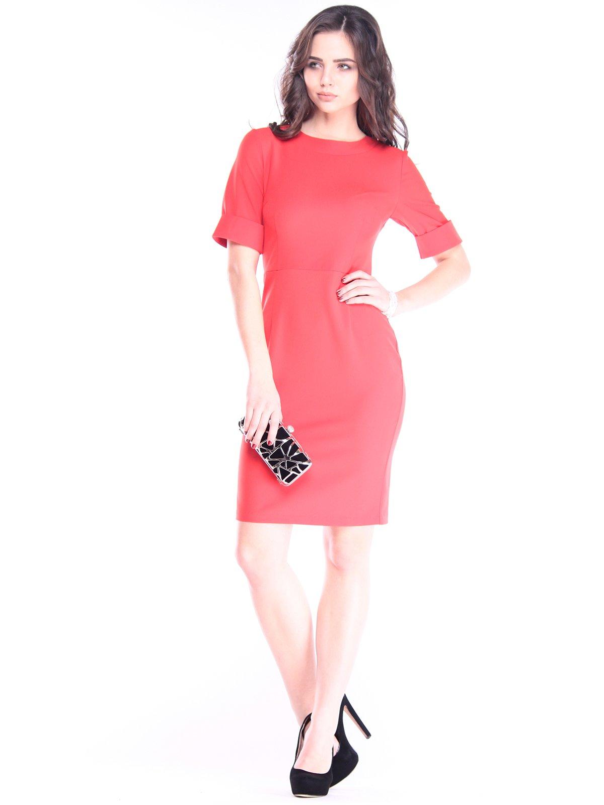 Платье красное | 2962895