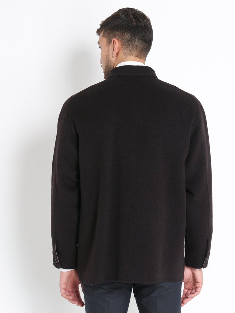 Пальто коричневое | 2894777 | фото 2