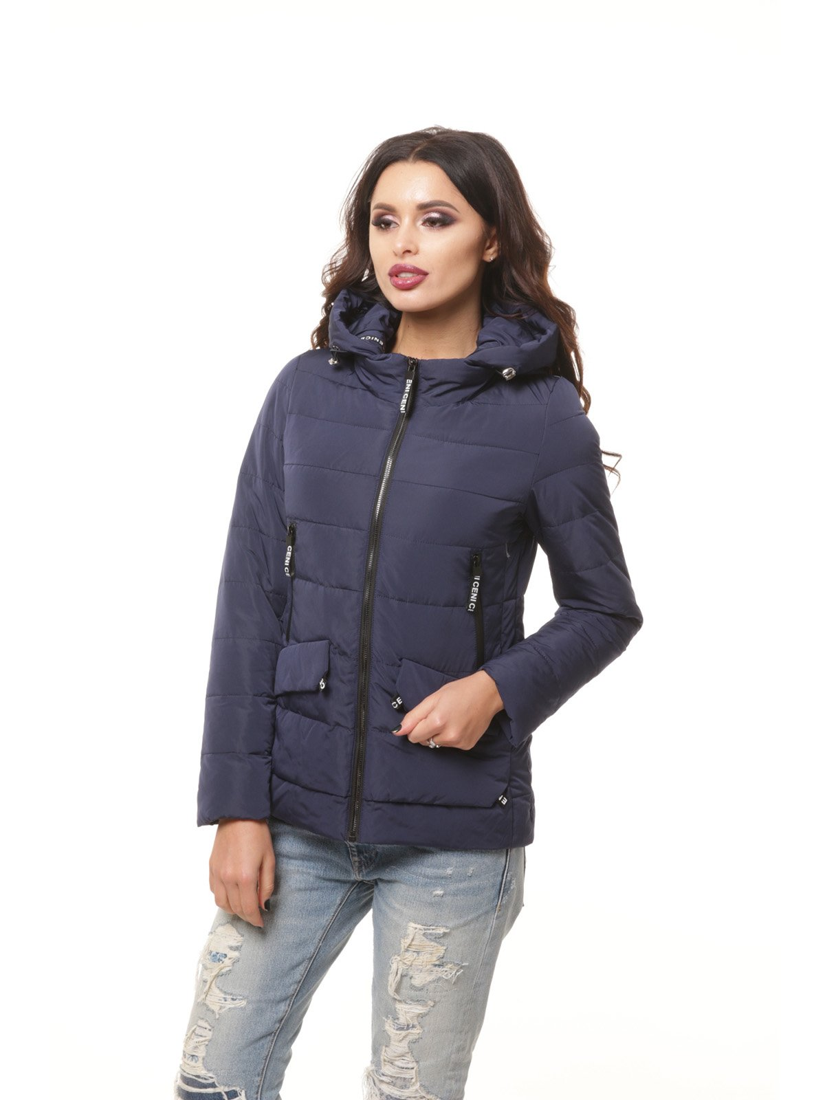 Куртка темно-синяя | 2971397