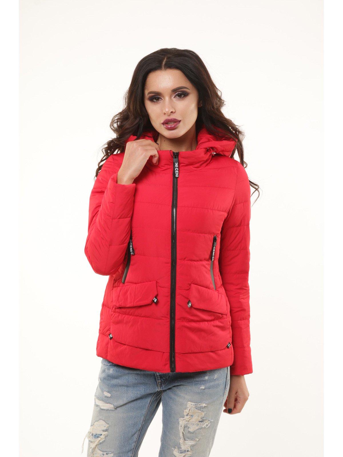 Куртка червона | 2971401