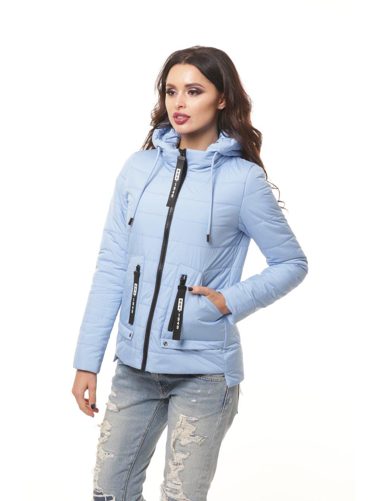 Куртка голубая | 2971424 | фото 2