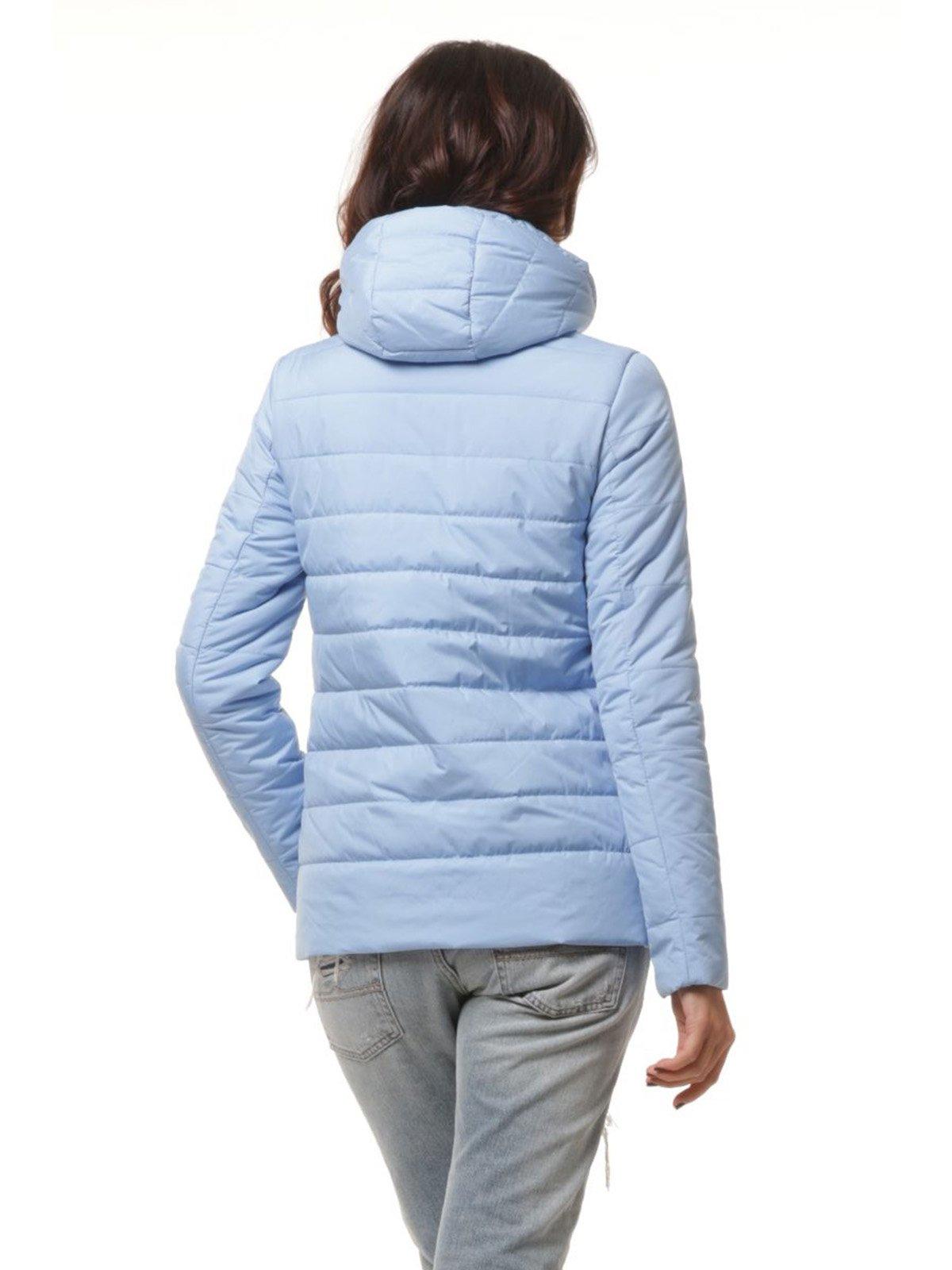Куртка голубая | 2971424 | фото 3