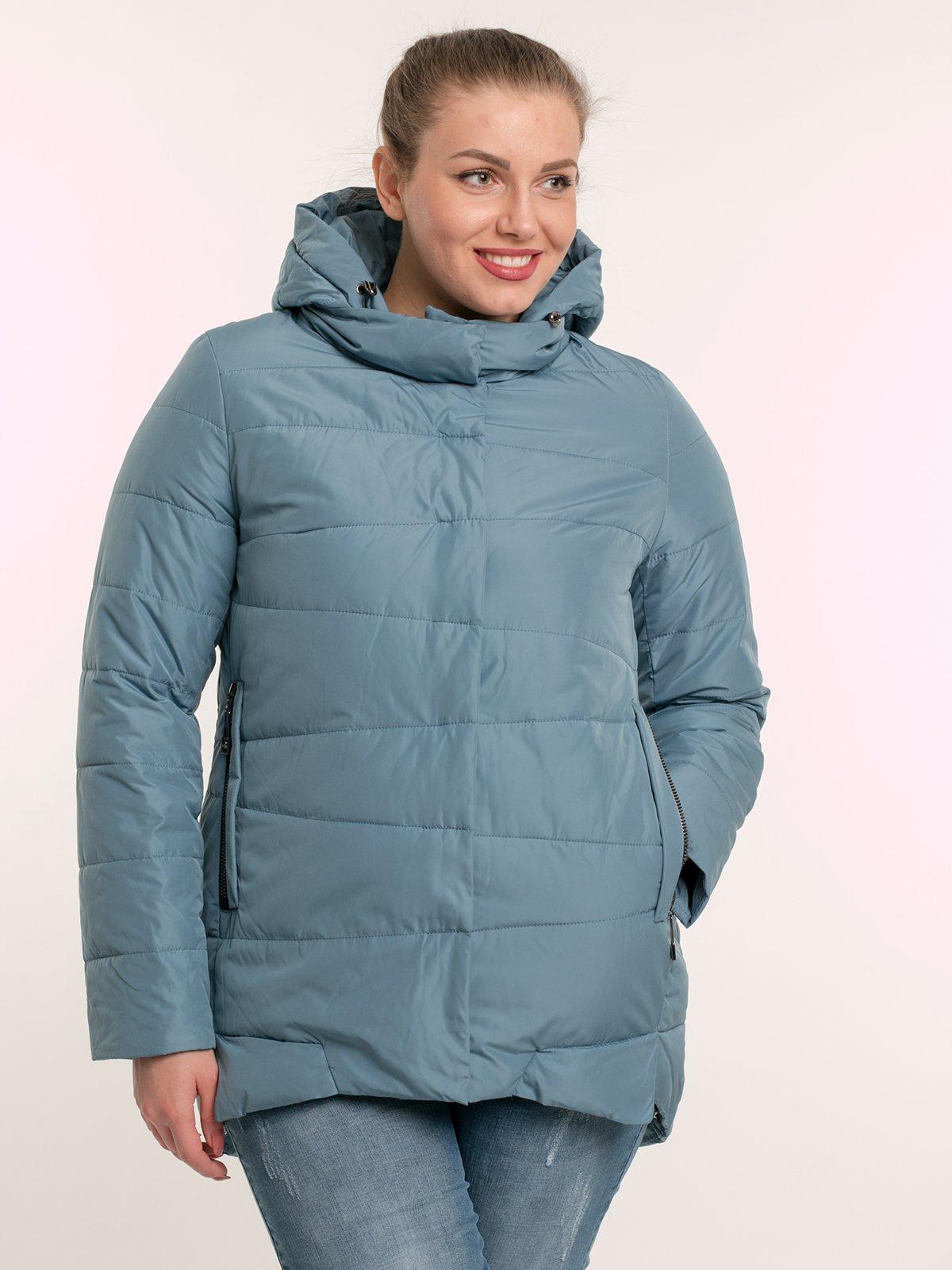 Куртка цвета мяты | 2971436