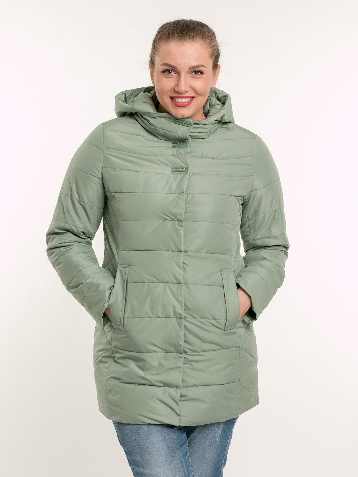 Пальто зеленое | 2971446