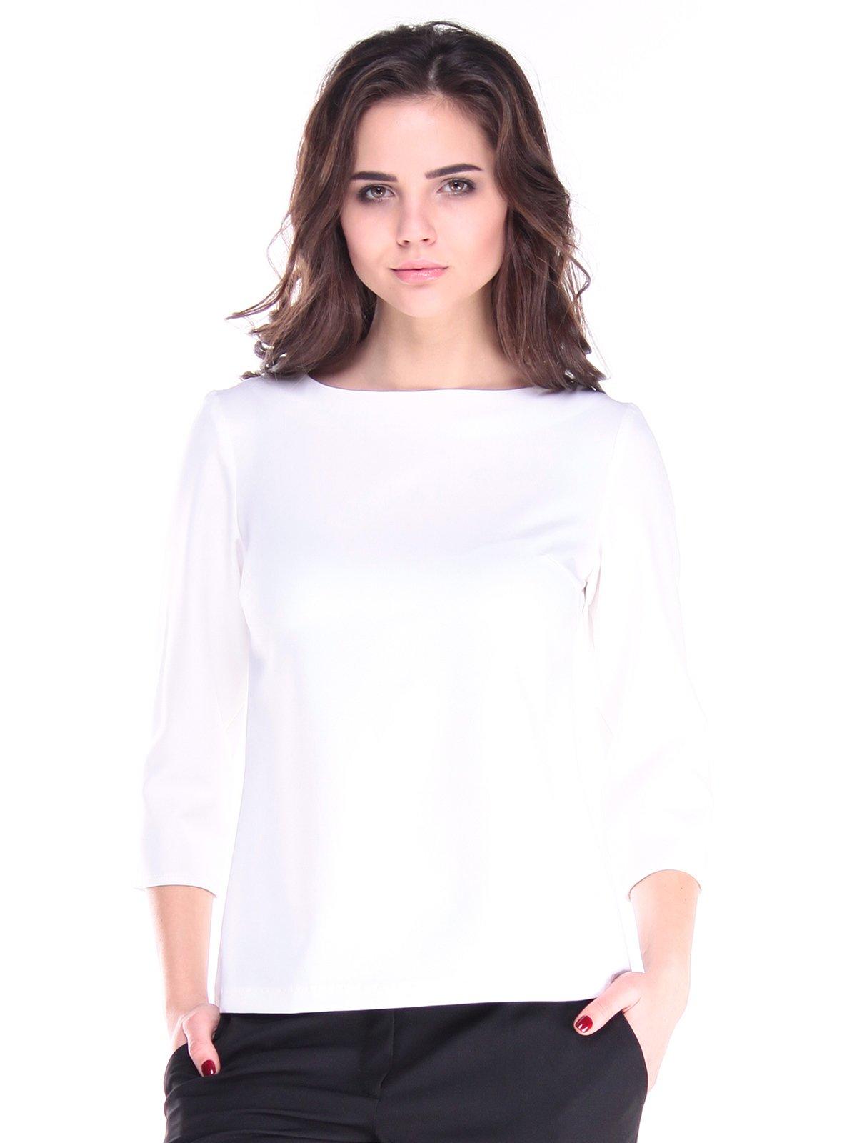 Блуза молочного цвета | 2905194