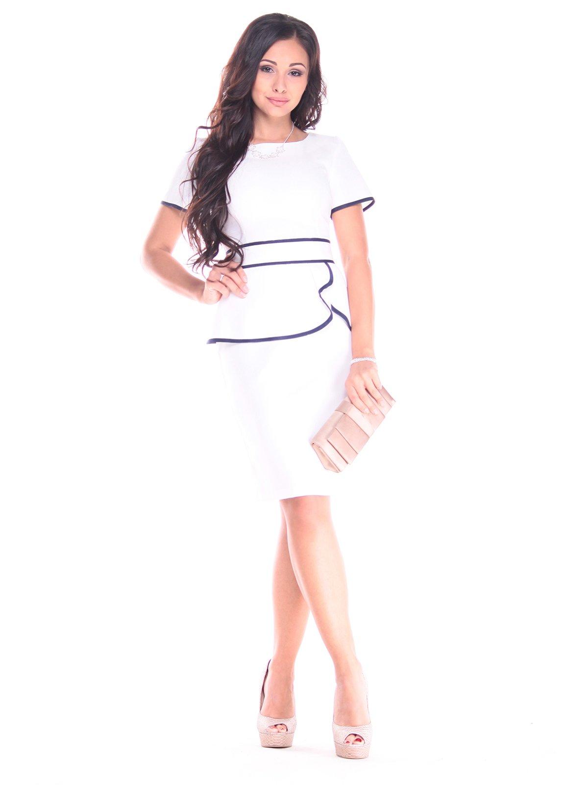 Сукня молочного кольору | 2905196