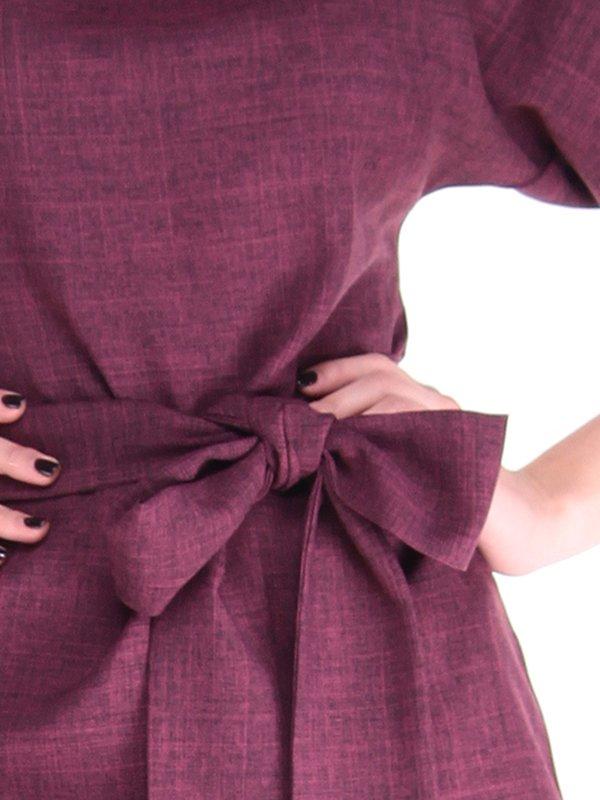 Блуза сливового цвета | 2952446 | фото 3