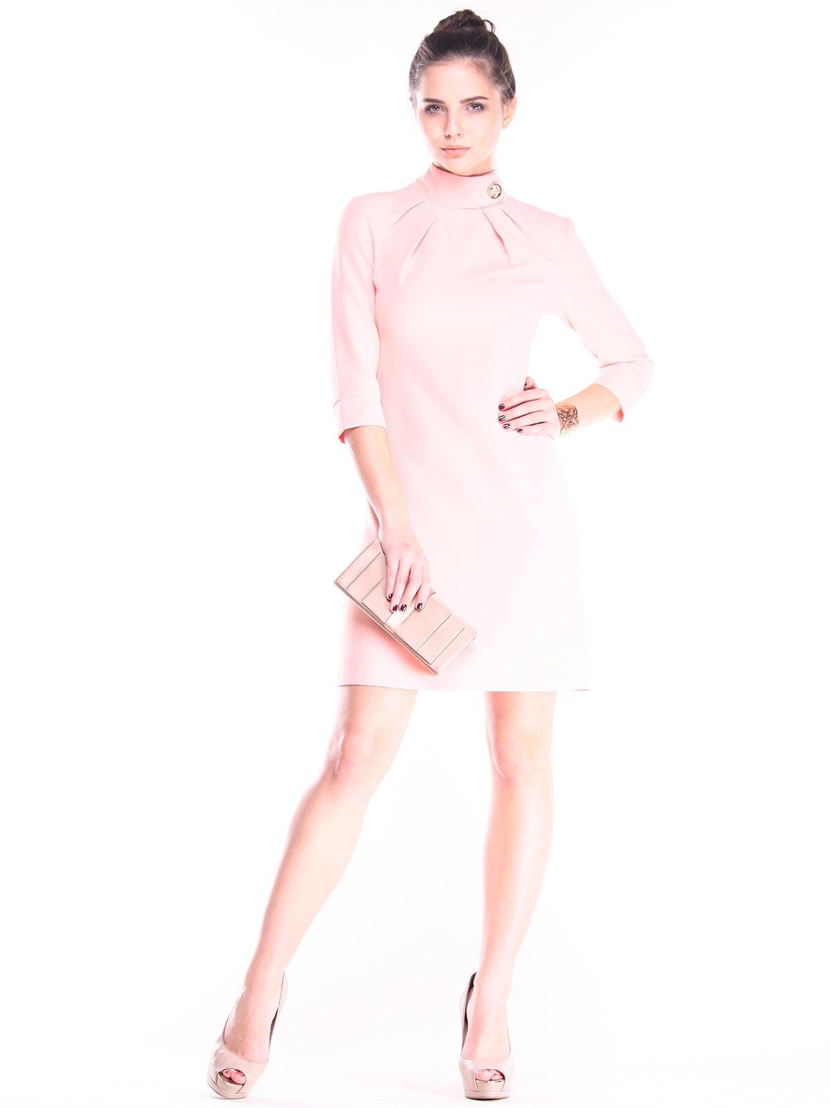 Платье персикового цвета | 2844954