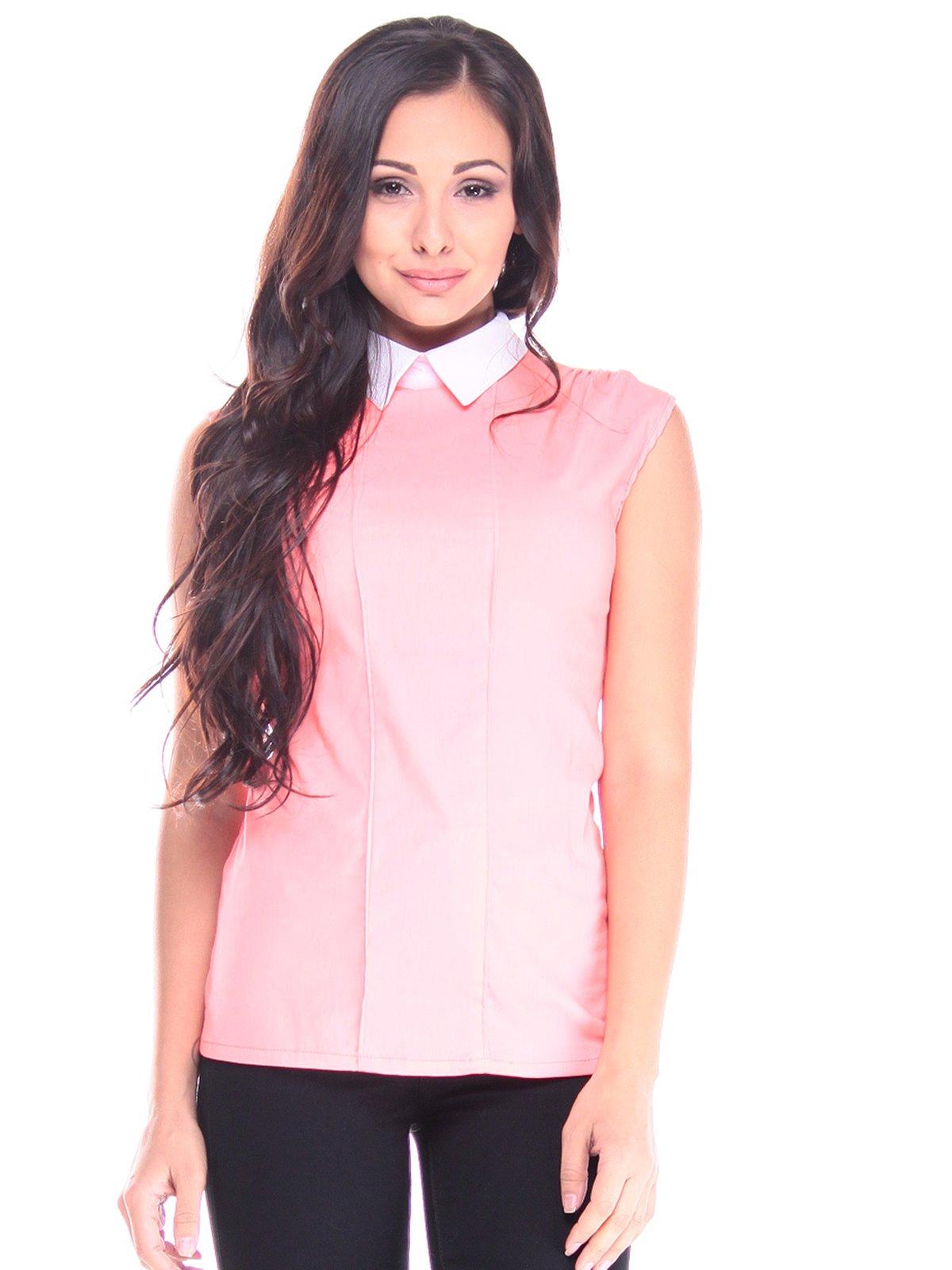 Блуза коралова | 2917878