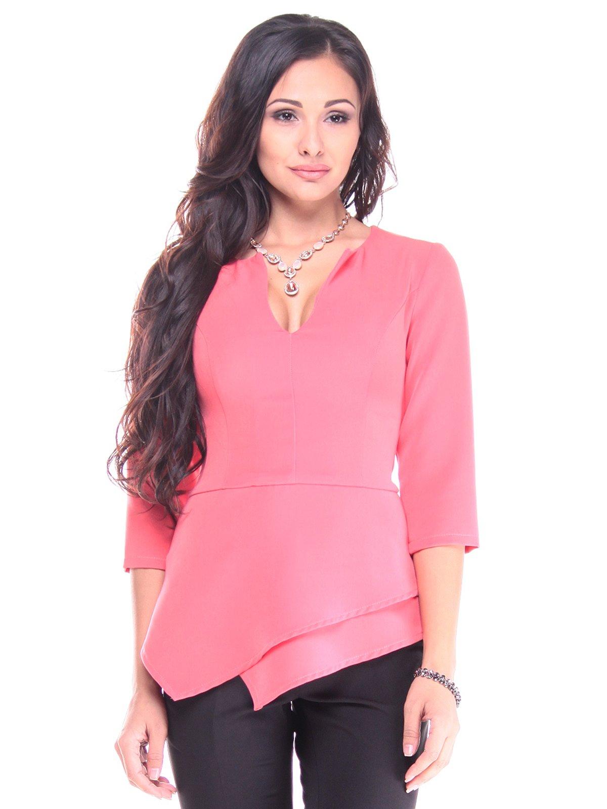 Блуза розовая | 2917885