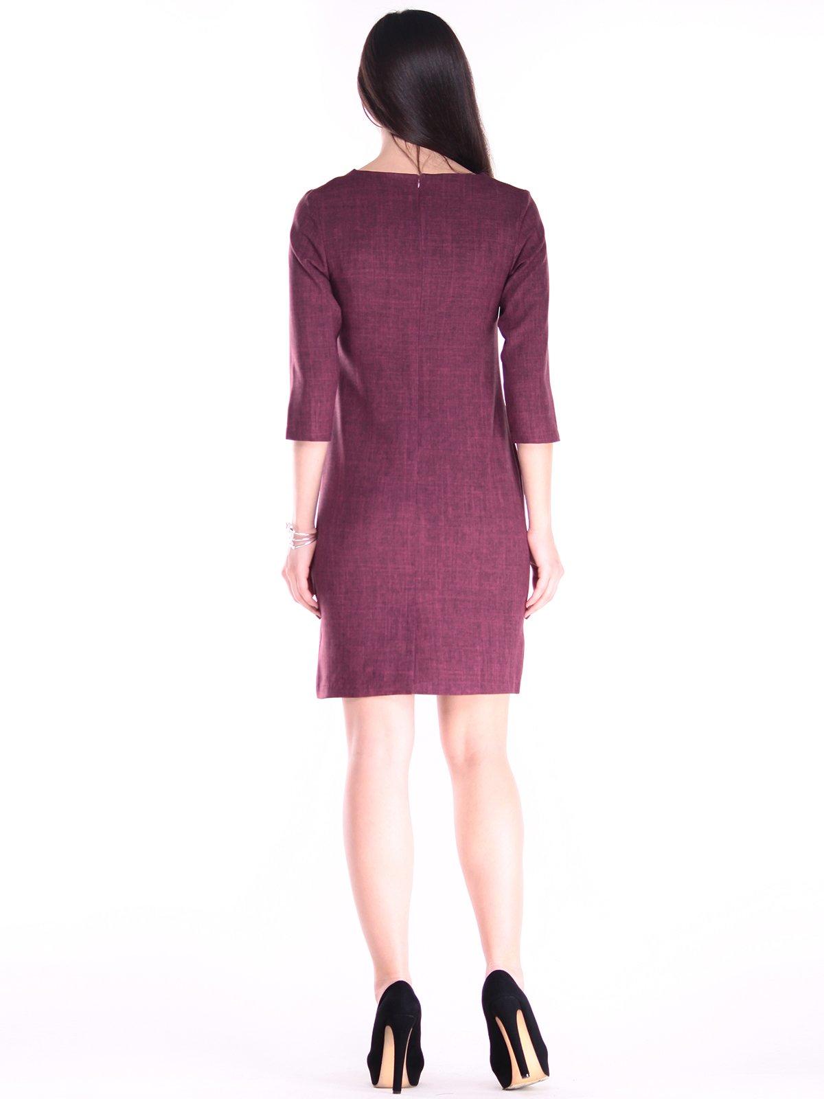Платье сливовое   2952461   фото 2