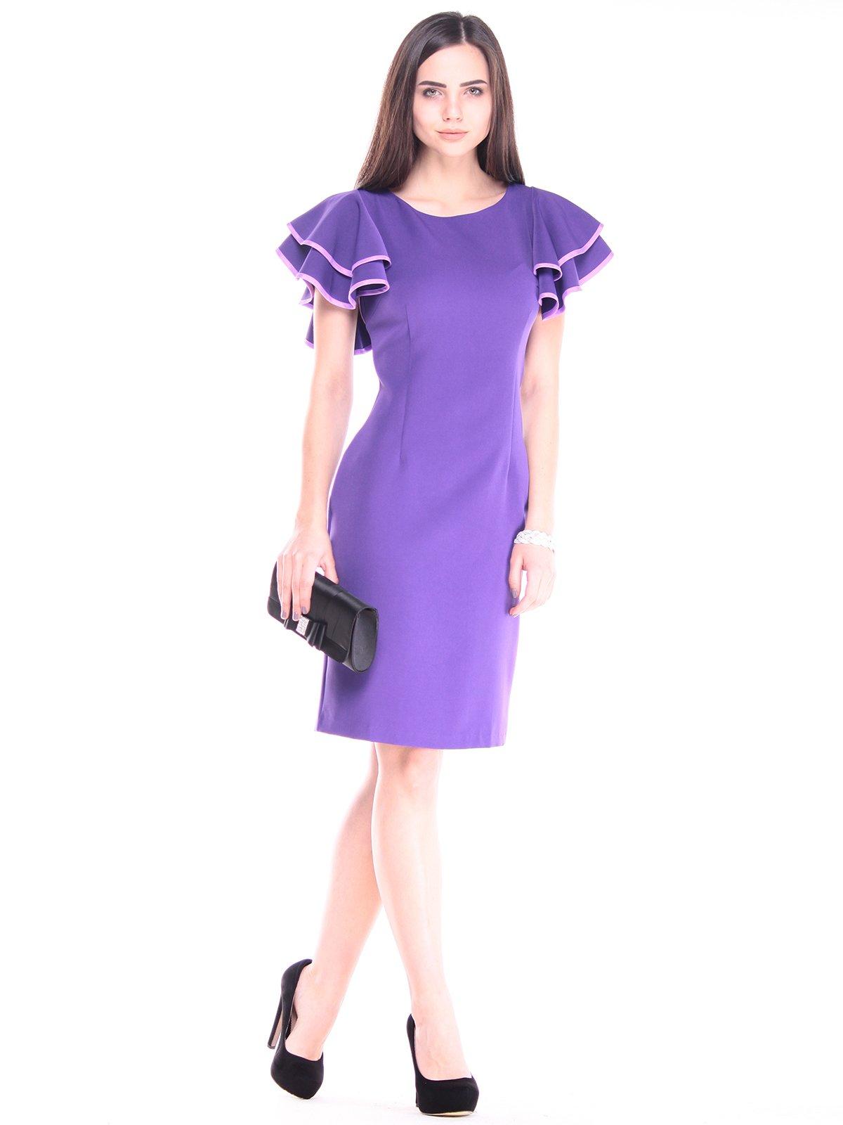 Платье фиолетовое | 2917969