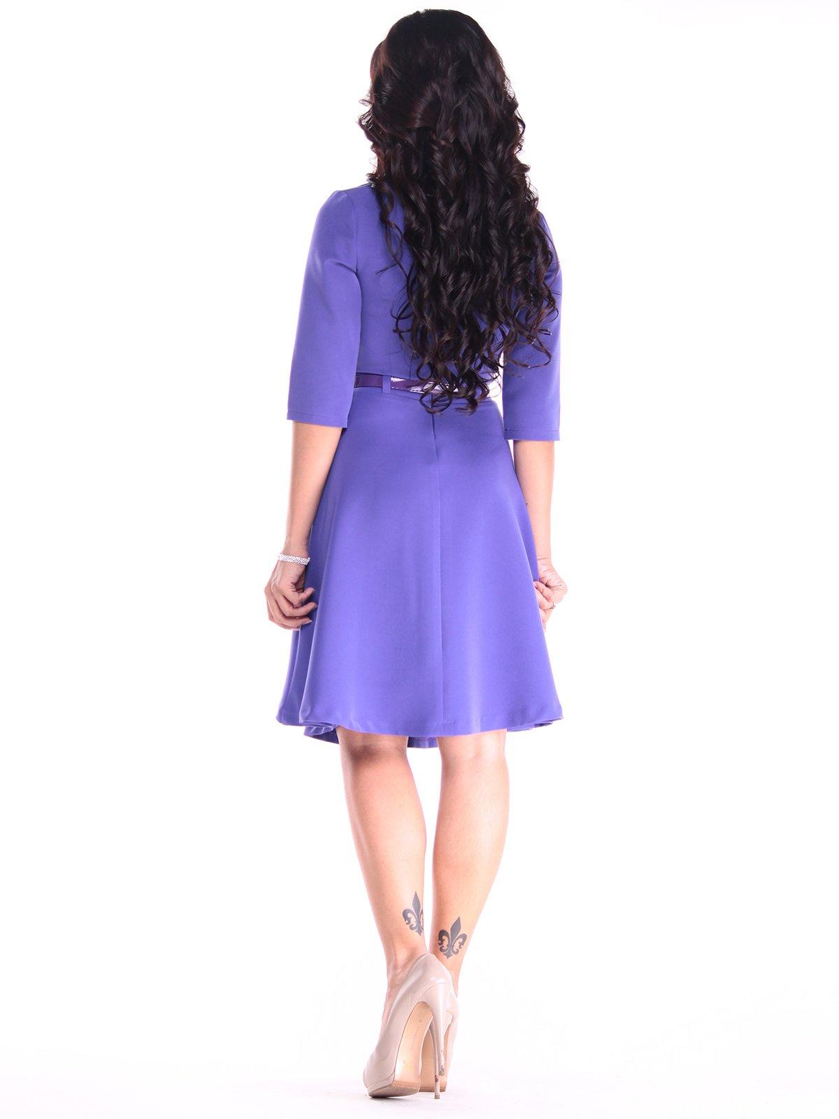 Платье сиреневого цвета   2918026   фото 2