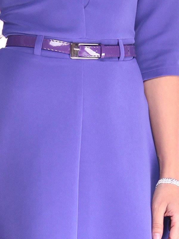 Платье сиреневого цвета   2918026   фото 3