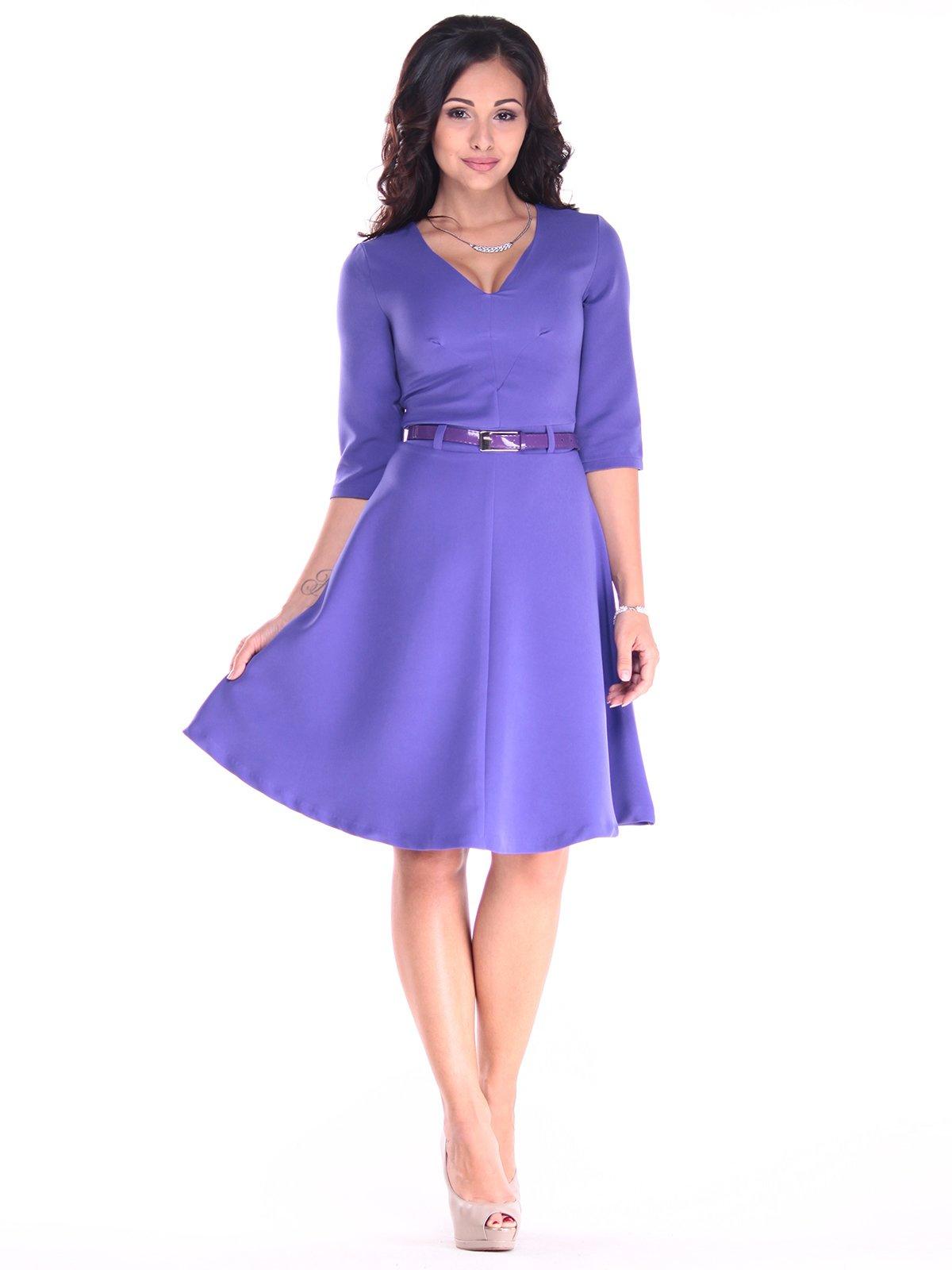 Платье сиреневого цвета   2918026   фото 4