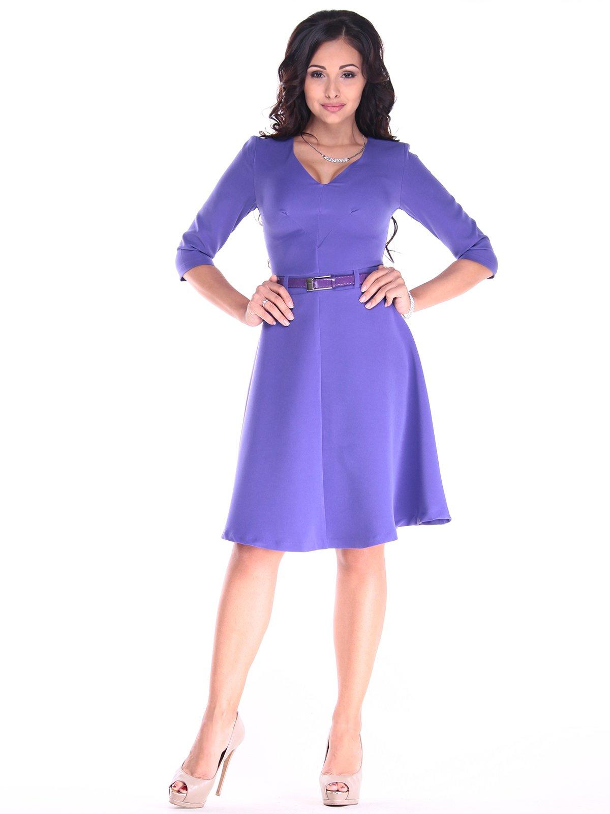 Платье сиреневого цвета   2918026   фото 5