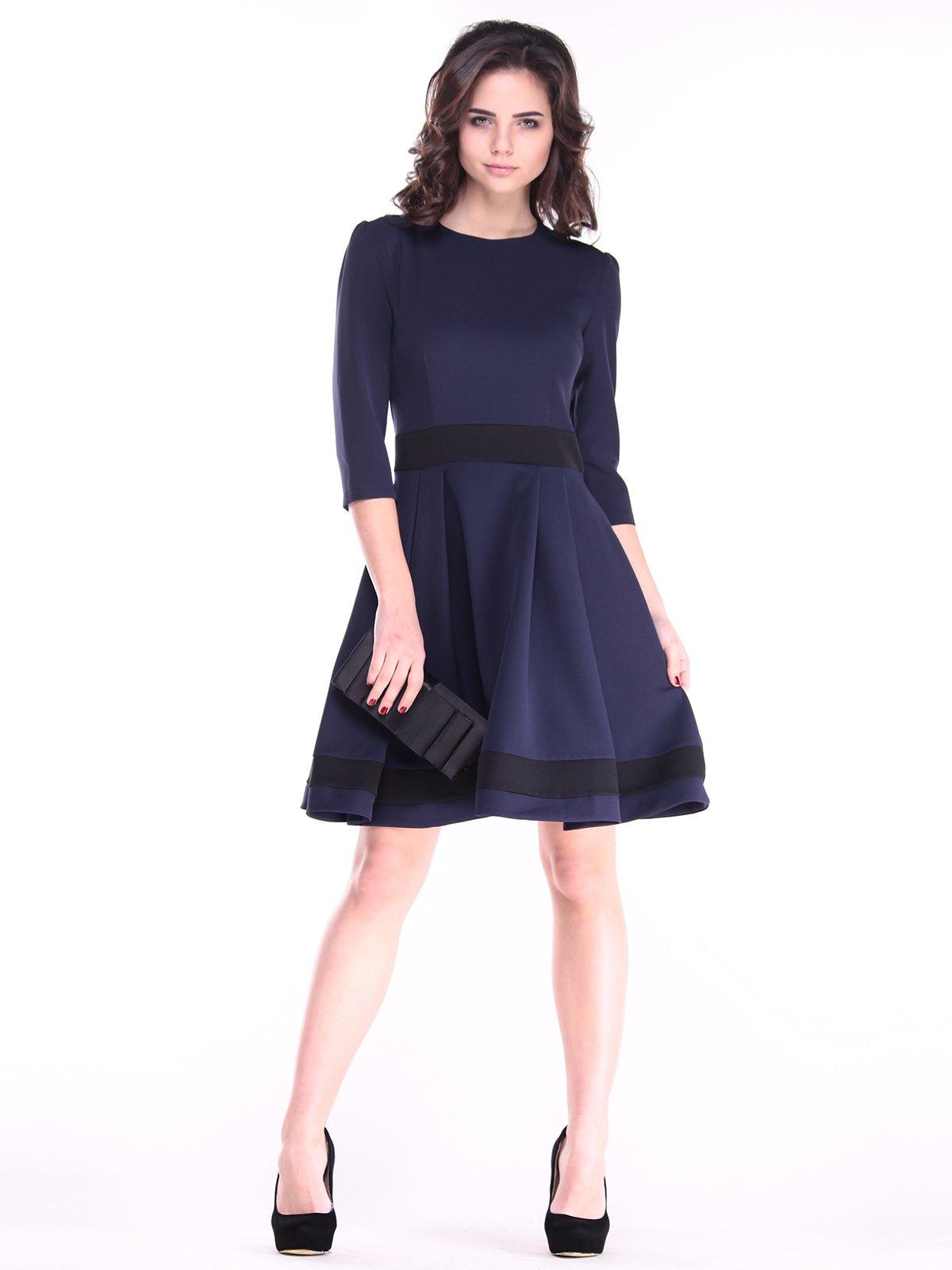 Сукня темно-синя | 2932977