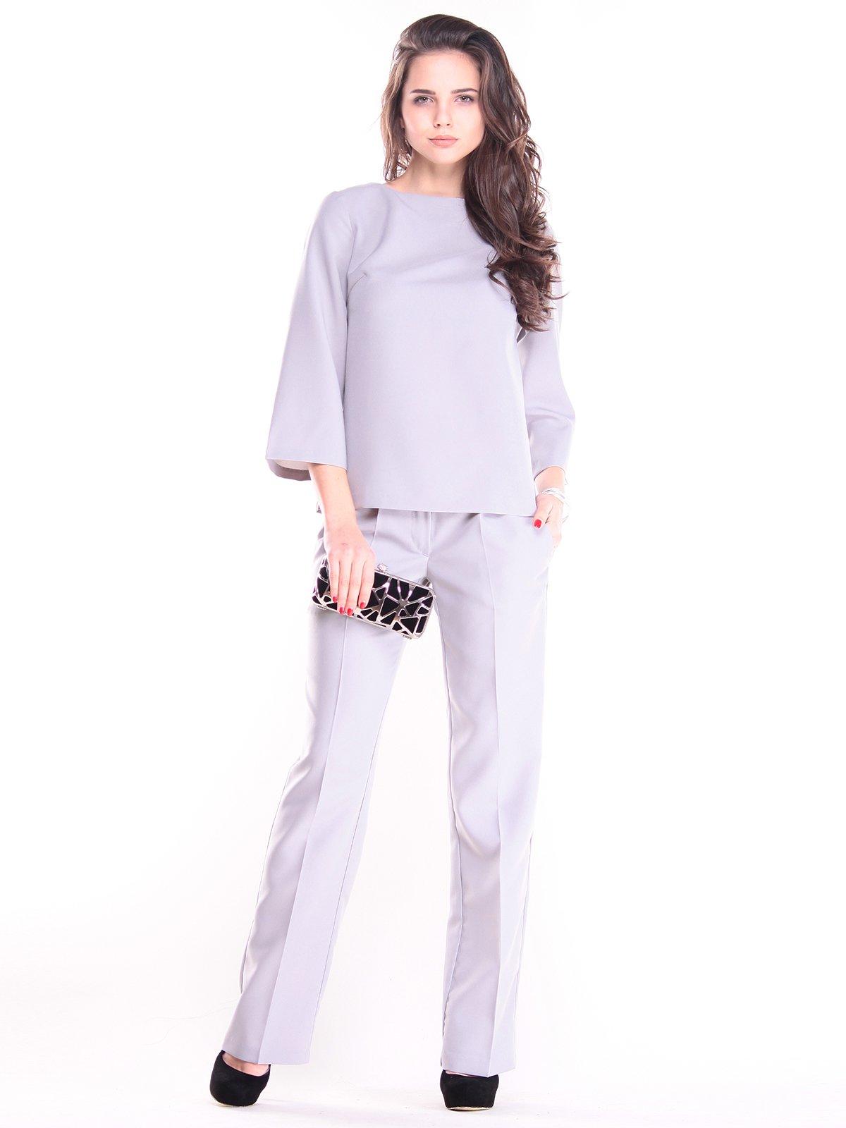 Костюм: блуза і штани | 2933644
