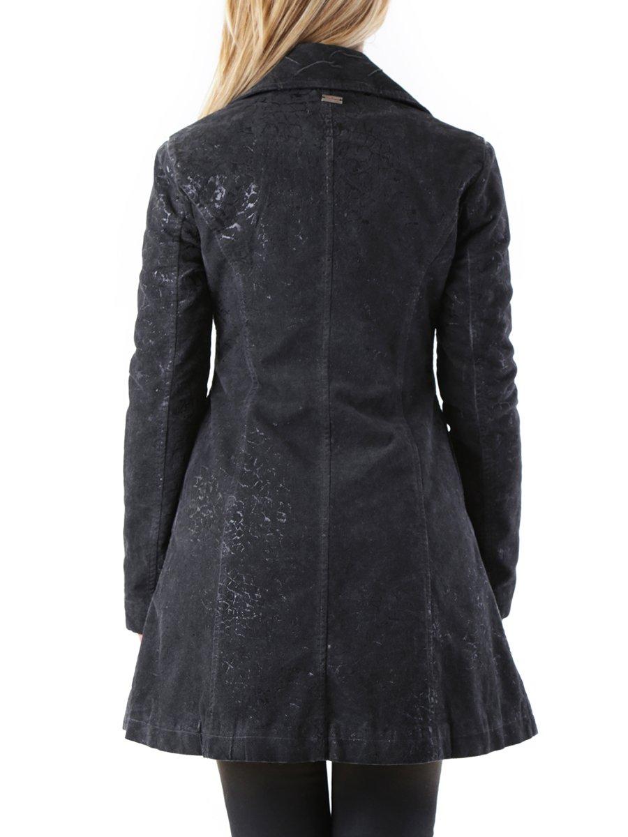 Пальто темно-серое   2985148   фото 2