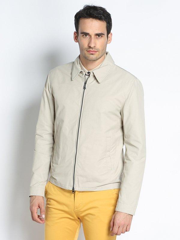 Куртка светло-бежевая | 2245966