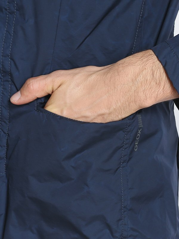 Куртка синяя | 2246252 | фото 3