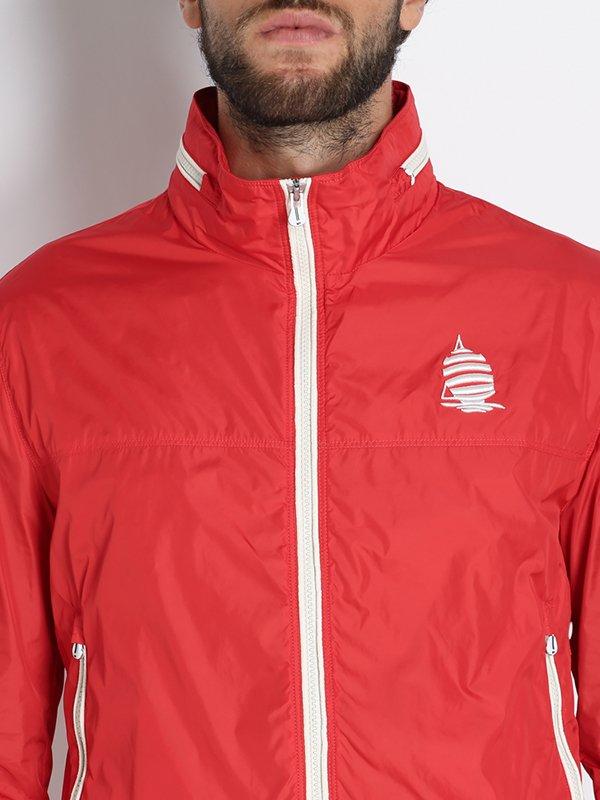 Куртка красная | 2383615 | фото 3