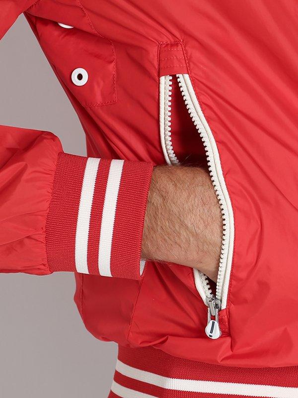Куртка красная | 2383615 | фото 4