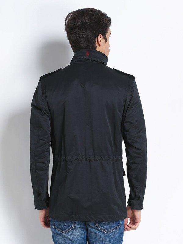 Куртка черная | 2732038 | фото 2