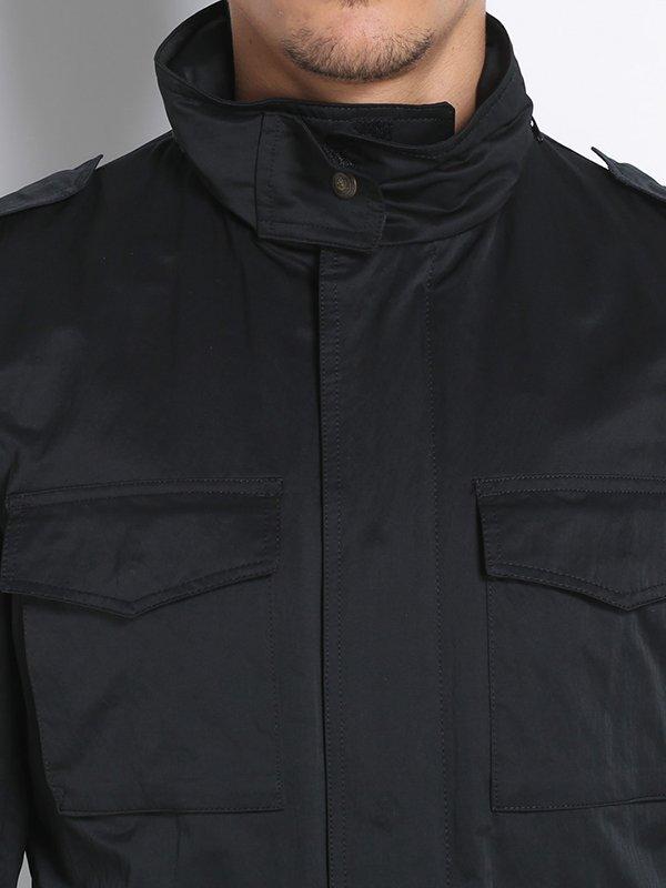 Куртка черная | 2732038 | фото 3