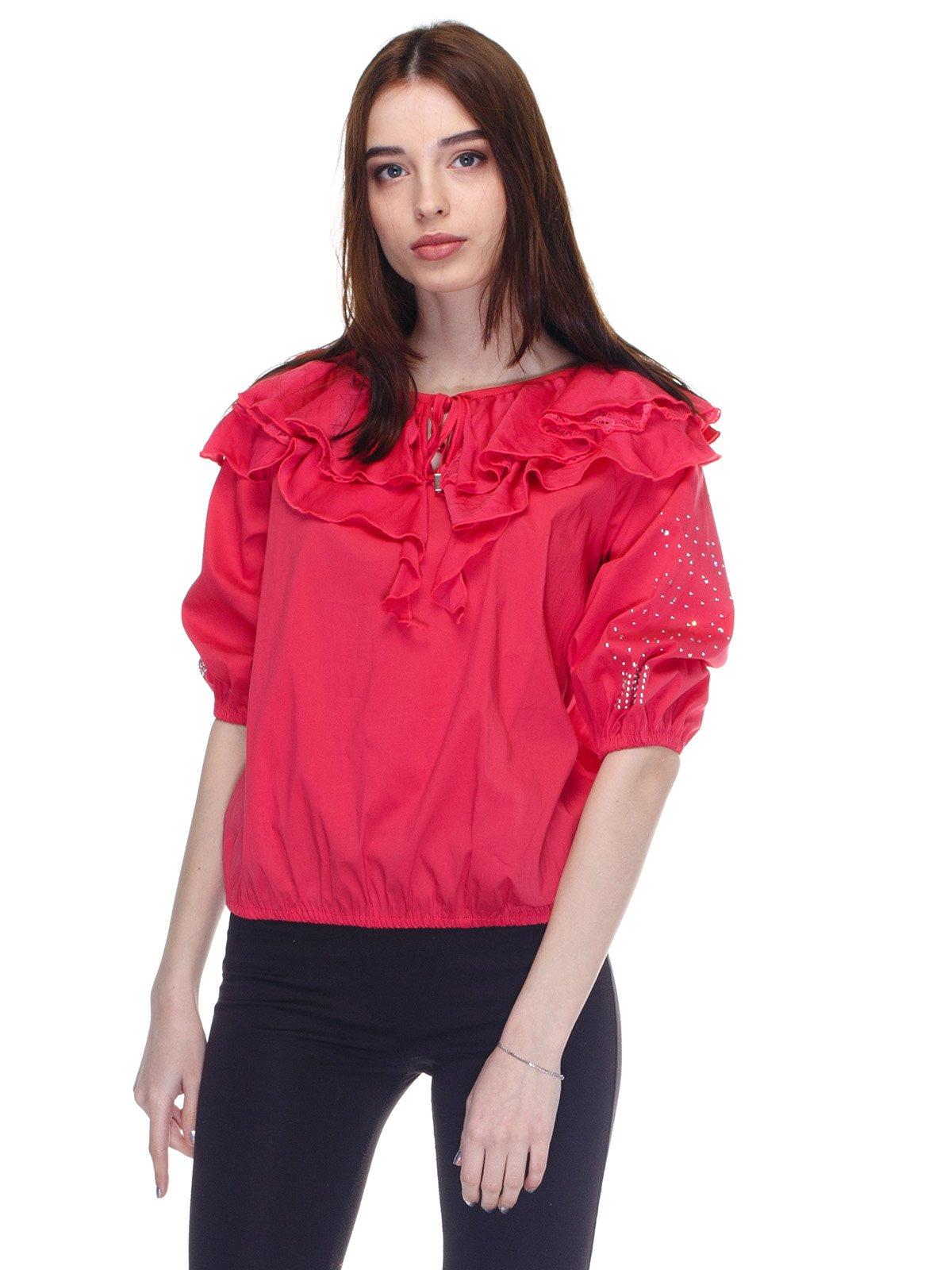 Блуза розовая | 2645141