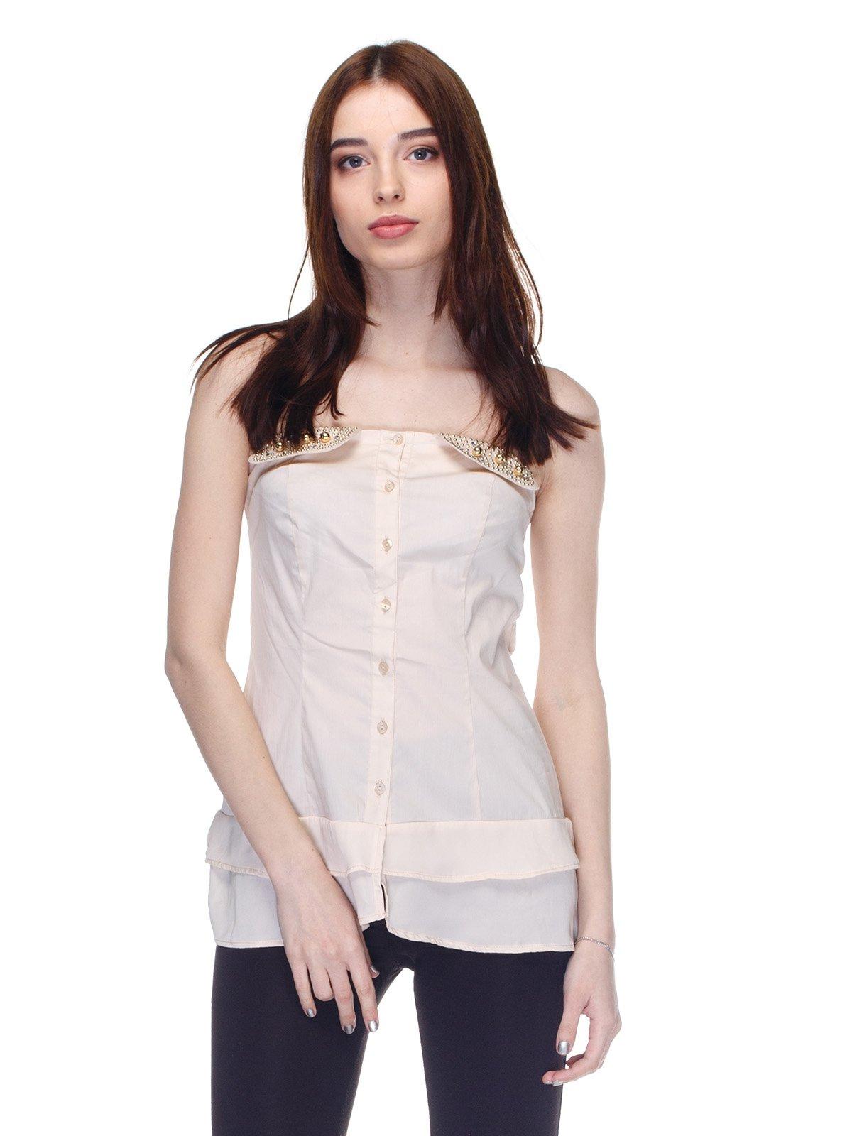 Блуза бежевая | 2977177