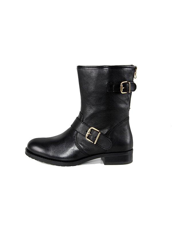Ботинки черные | 2993557