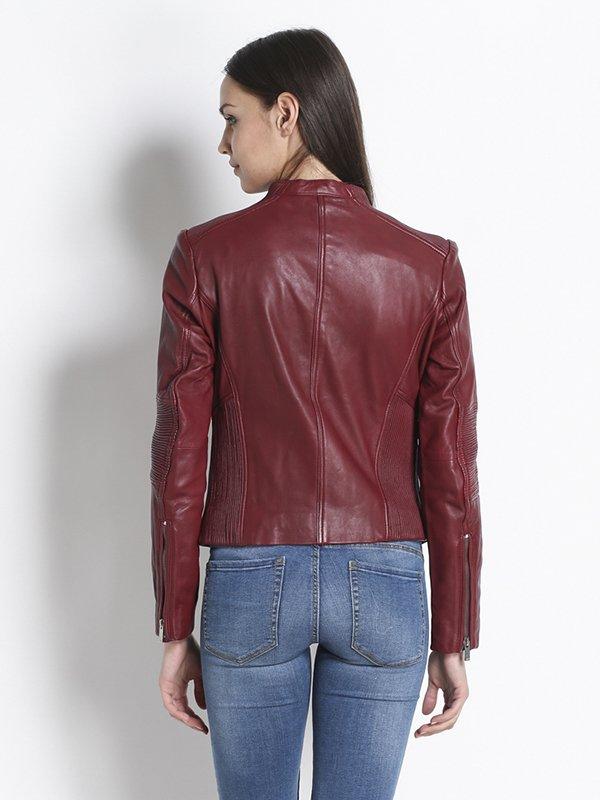 Куртка бордовая | 2996900 | фото 2