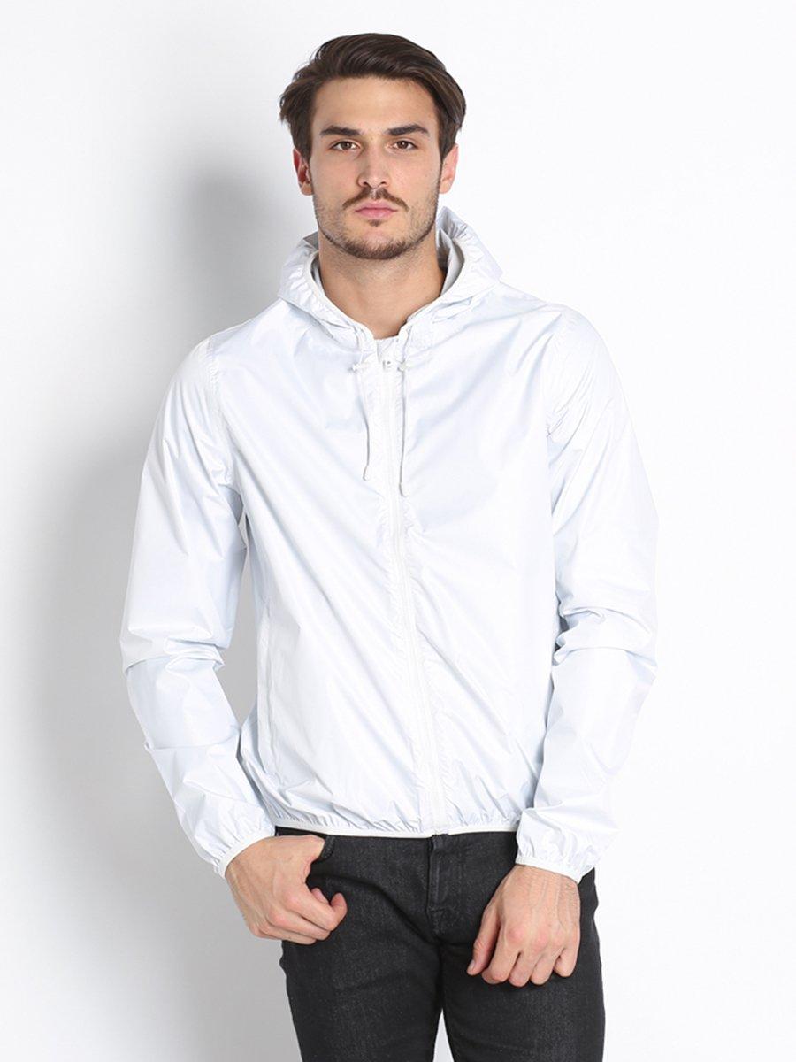 Куртка-дождевик белая | 2997697