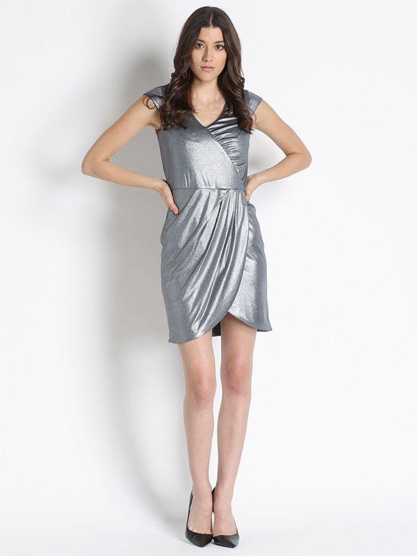 Сукня срібляста | 2758554