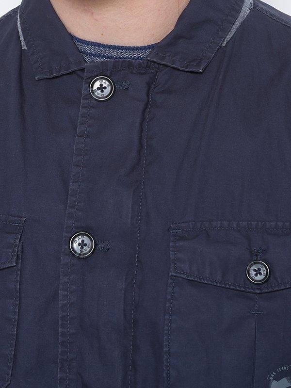 Куртка синяя   2308135   фото 3
