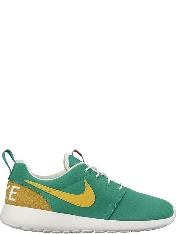Кросівки зелені Roshe One Retro   2750319