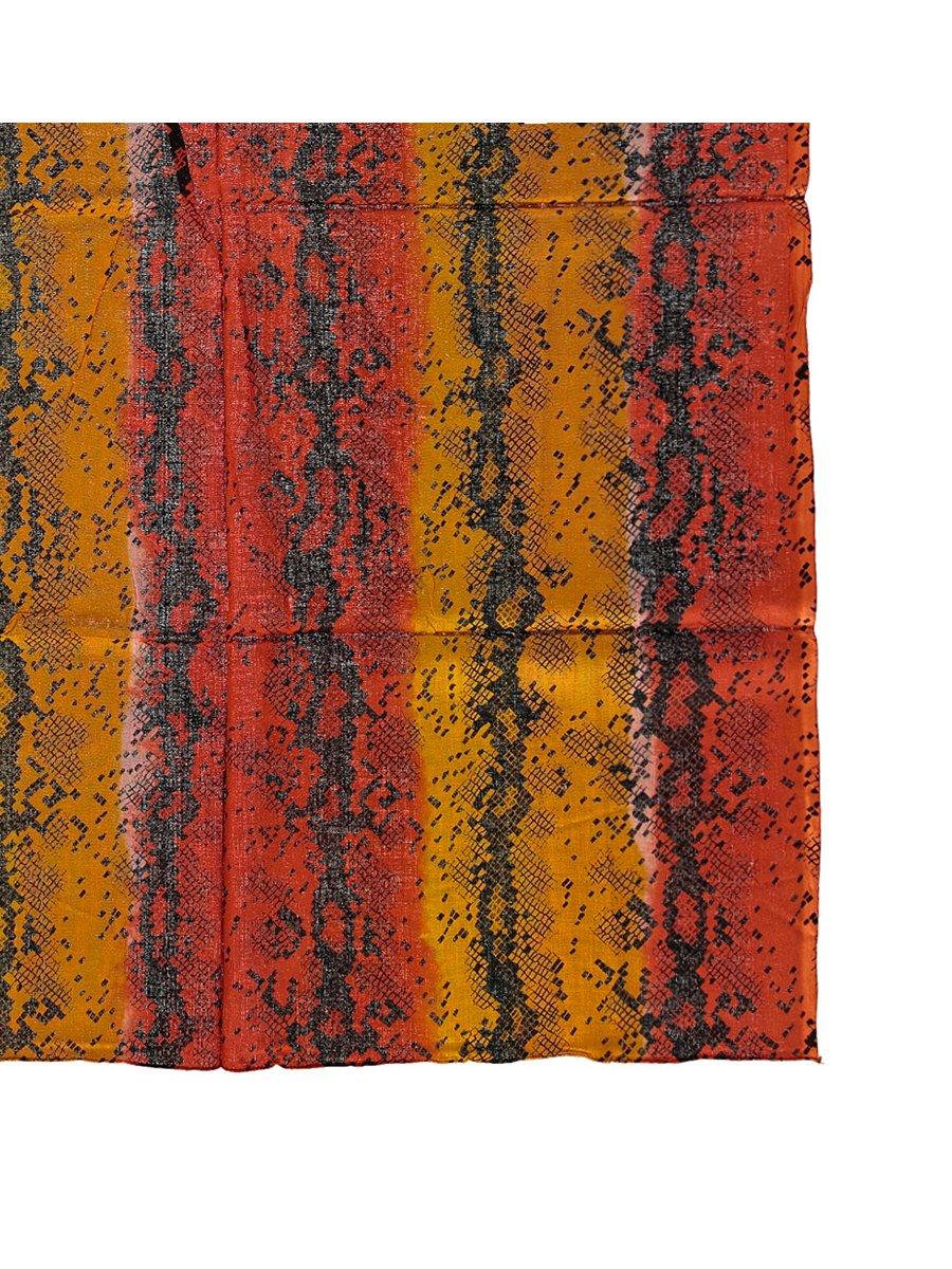 Шарф анималистической расцветки | 2195243 | фото 2