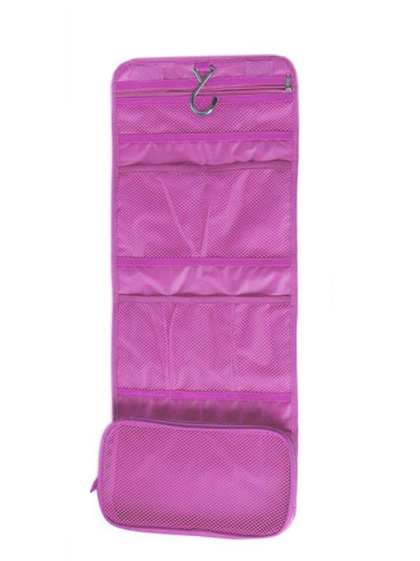 Складана косметичка рожева | 3016609 | фото 2