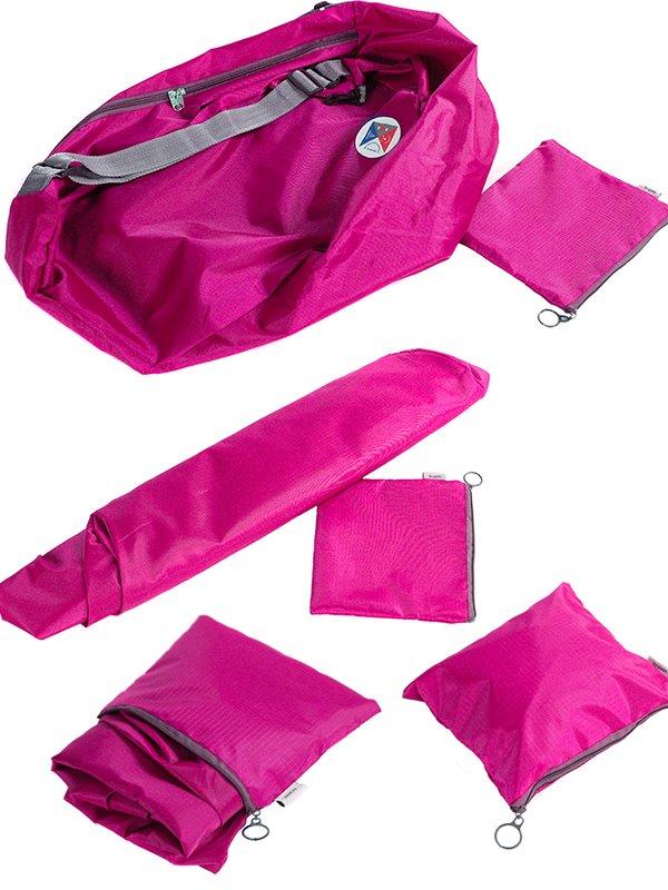 Сумка-рюкзак рожева | 3016626 | фото 3