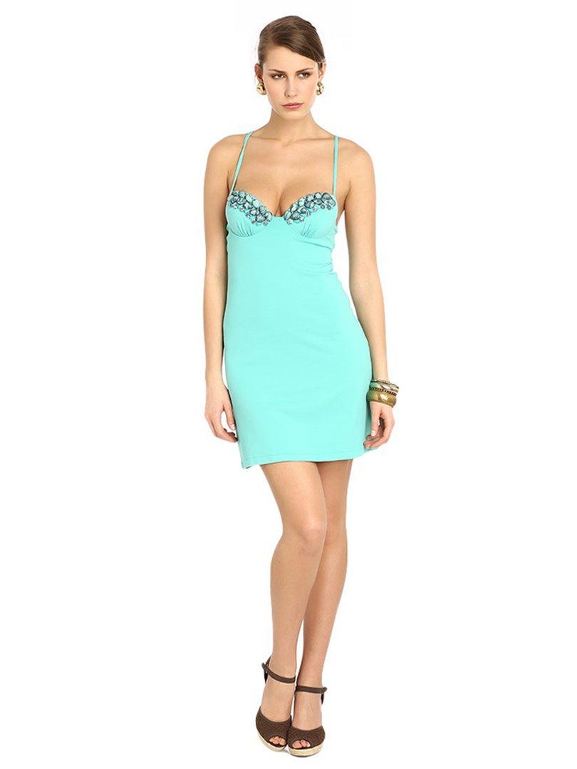 Сукня бірюзова | 2480849