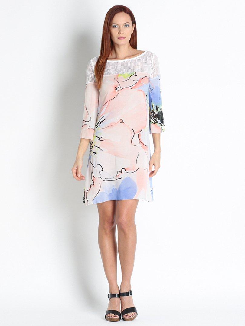 Сукня квіткового забарвлення | 2480891