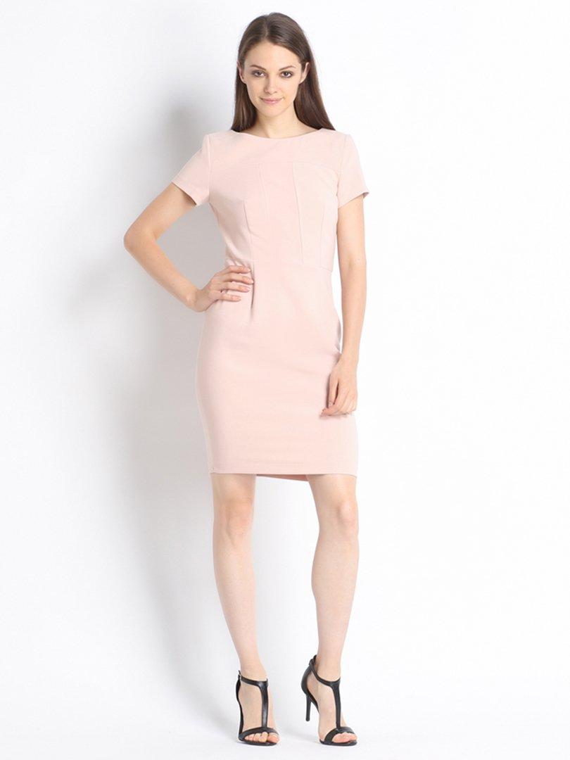 Платье светло-розовое | 2652450
