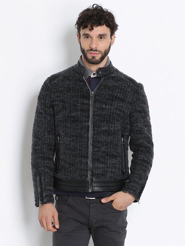 Куртка темно-сіра | 2707087
