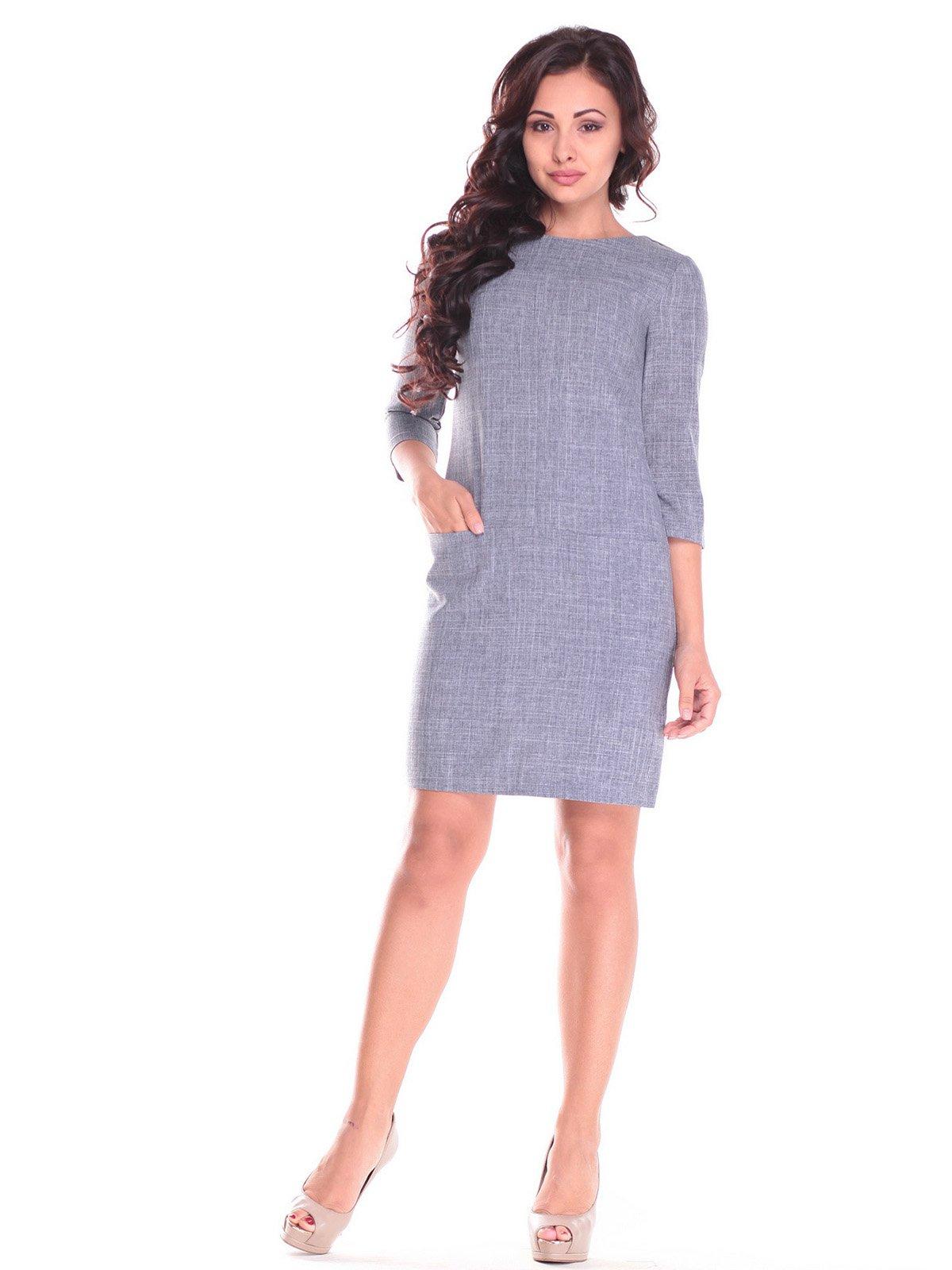 Сукня димного кольору | 3018614