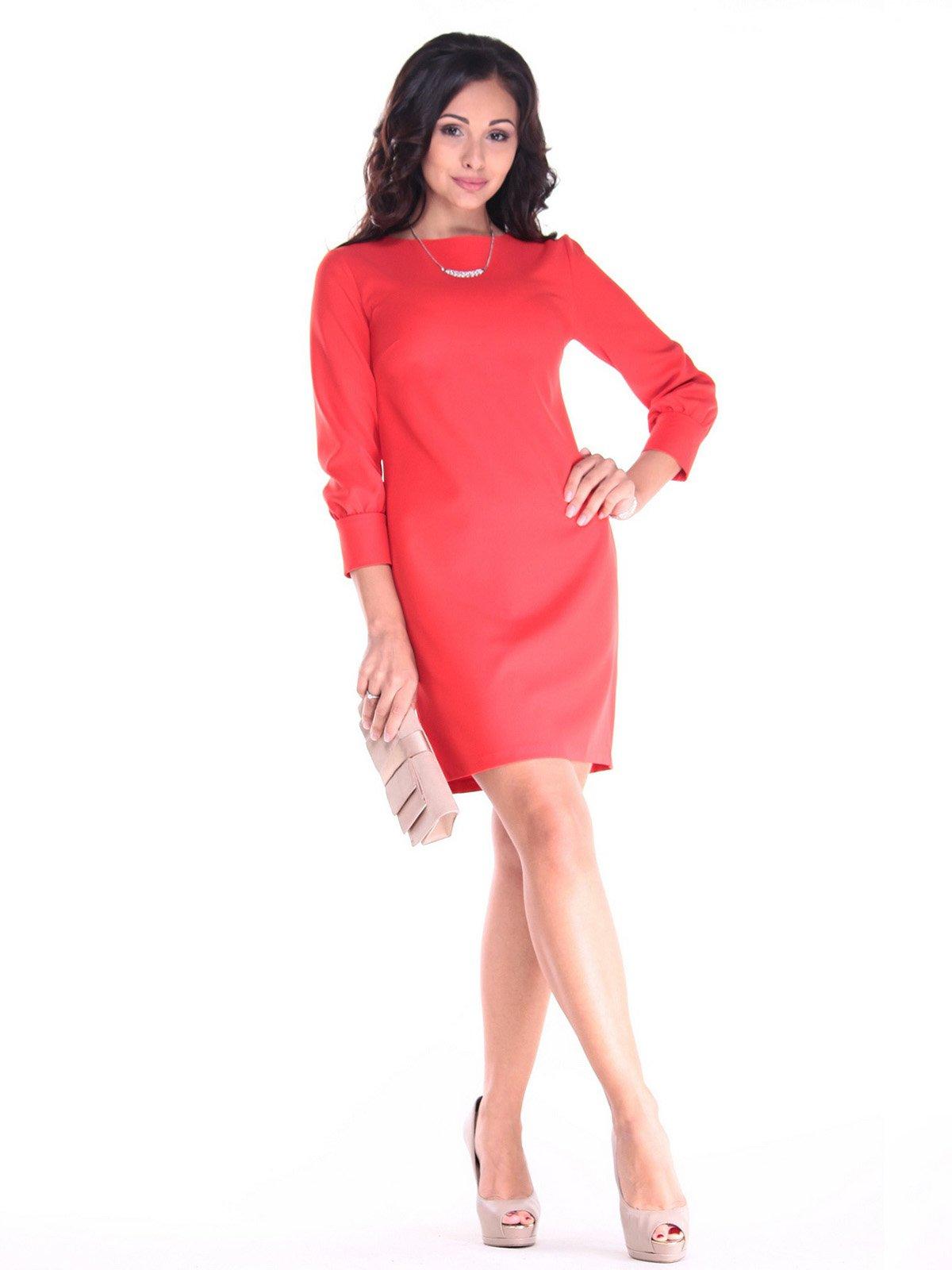Платье красное   3019316