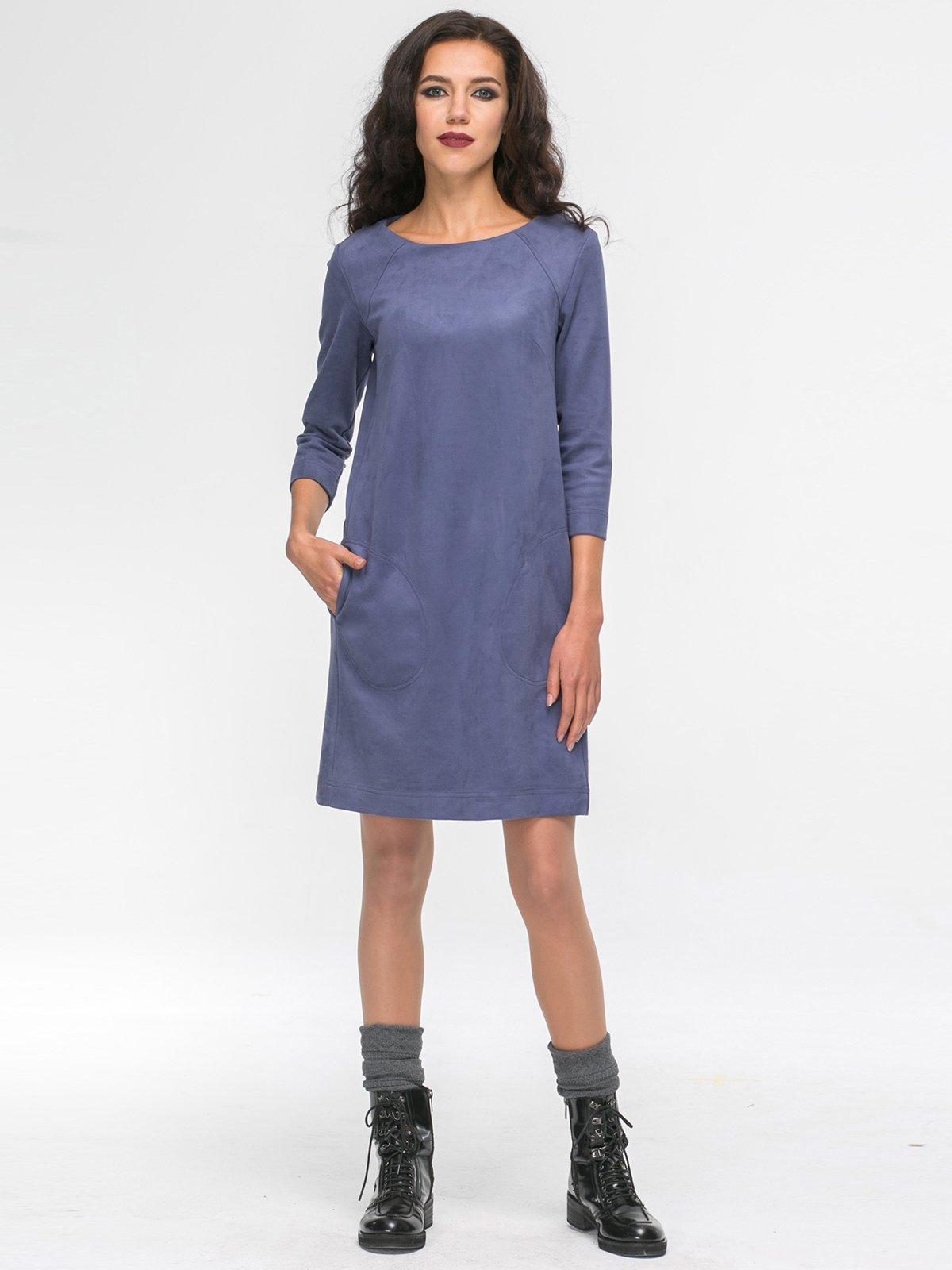 Платье серое | 2703964