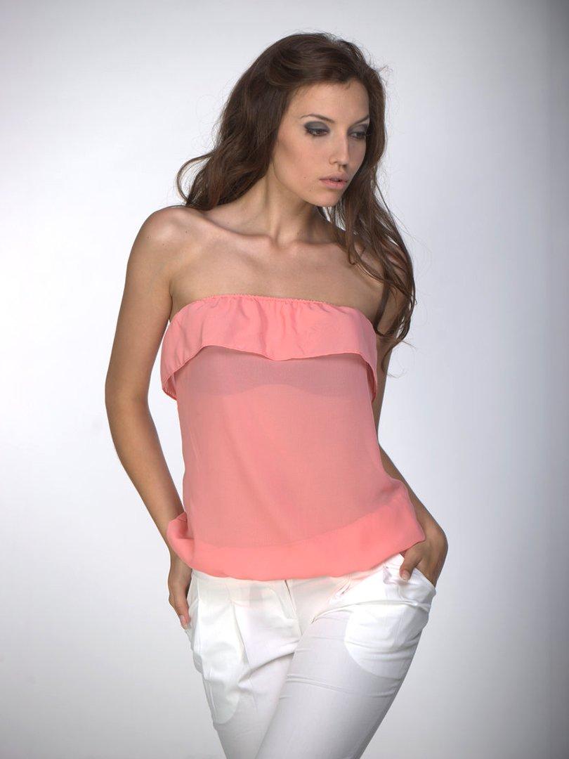 Блуза розовая | 3022062